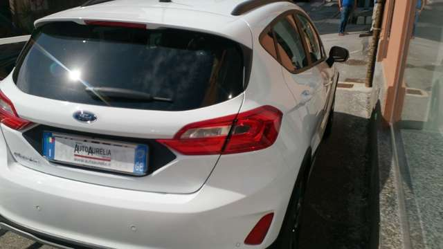 Ford Fiesta Active 6