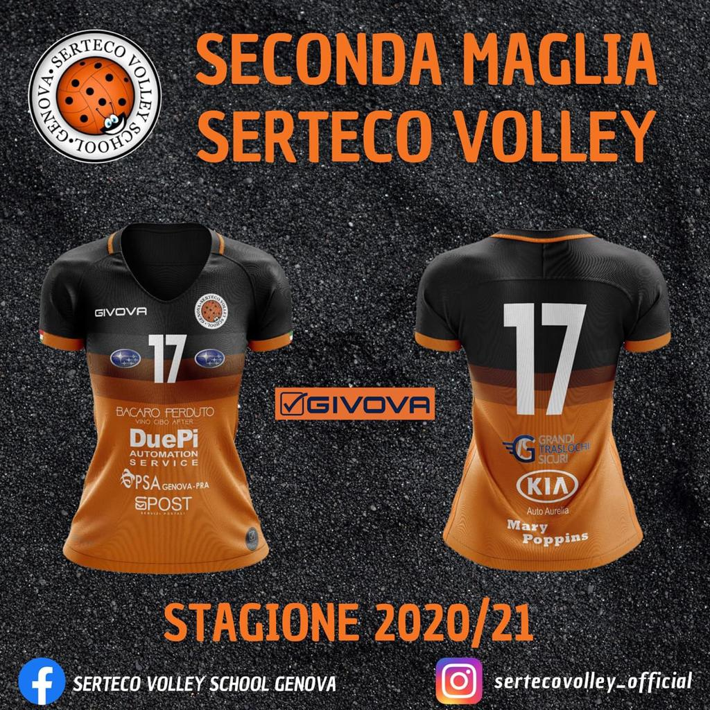 Maglie Olympia Volley